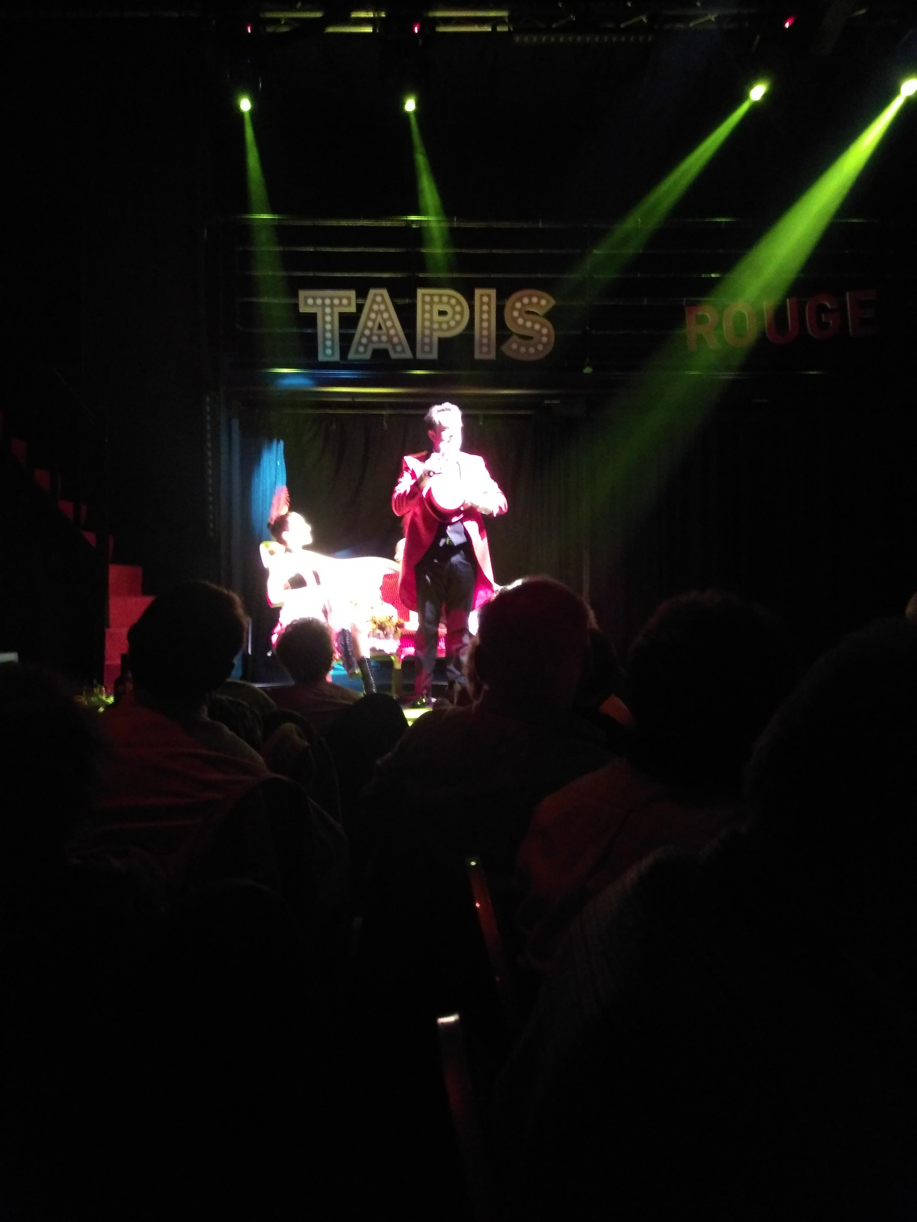 TAPIS ROUGE 12/06/2016