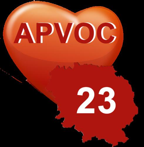 LE PRÉSIDENT DE L'APVOC 23 SUR SA TERRE D'ADOPTION POUR LA REMISE DU 16 ÈME DÉFIBRILLATEUR CARDIAQUE.
